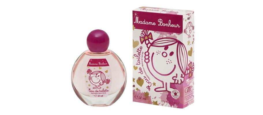 Parfum madame bonheur